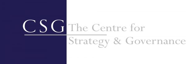 Centre for Strategy and Governance